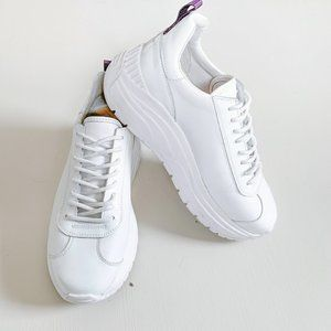 Eytys x H&M | Platform Chunky Dad Sneakers White